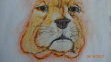 Jackyboy in Pencil/Pastels