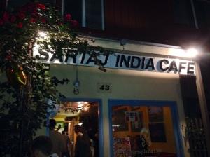 Sartoj India Cafe