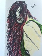 Art - Drawings 9-4-15 - 14