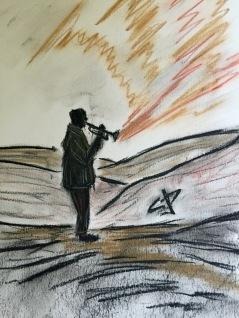 Art - Drawings 9-4-15 - 16
