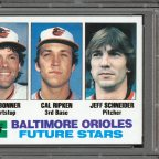 Joe Montana, Cal Ripken Jr., Eddie Murray and Ron Kittle