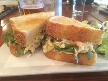 Chicken Salad Sandwich at Local Mission Eatery