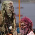 India 2016: the Many Colourful Faces of Varanasi