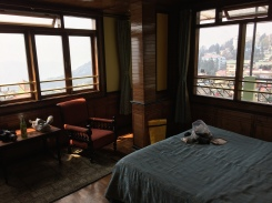 Our room at Hotel Dekeling