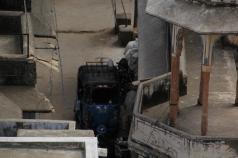 where we hid our rickshaw