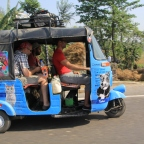 India 2016 | Rickshaw Run, Day 7: World War Z – 10 April