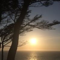 Onto The Great Highway - Thornton State Beach Vista