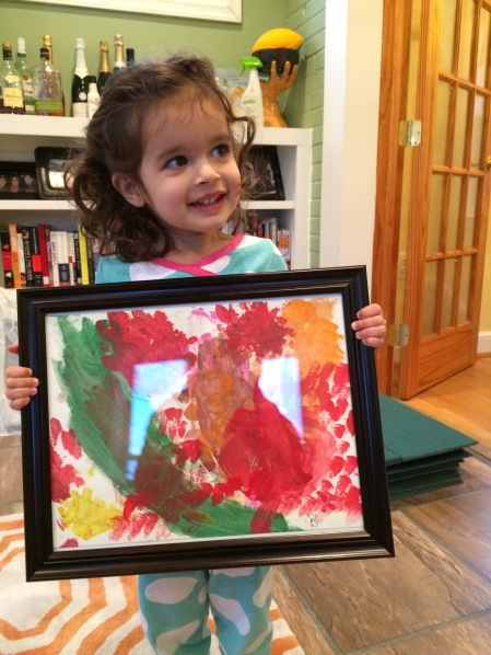 Secret of My SucCecil: My Niece's Painting