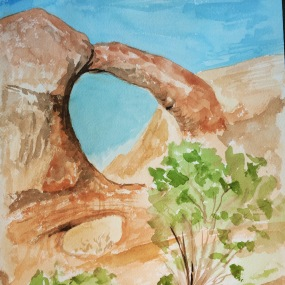 Secret of My SucCecil: Arches National Park