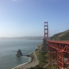 Deep Thoughts on the Golden Gate Bridge…