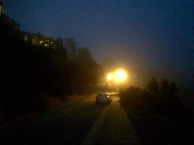 Secret of My SucCecil: An Extraordinarily Foggy Night