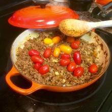 Secret of My SucCecil: Pasta Dinner