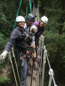 Secret of My SucCecil - Santa Cruz Zip Line: Mount Hermon Adventures