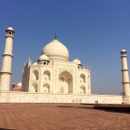 A Tale of India: Day Four in Agra (5/27/14), Part One