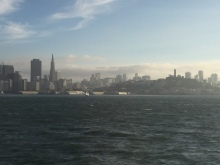Secret Of My SucCecil: Larkspur Ferry to AT&T Park