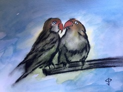 Secret of My SucCecil: Lovebirds