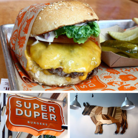 Secret of My SucCecil: Super Duper Burger