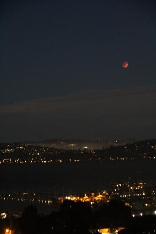 Secret of My SucCecil: Lunar Eclipse & Super Moon