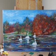 Secret of My SucCecil: Swan Lake (SOLD)