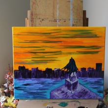 Secret of My SucCecil: Gazing at Gotham ($725)