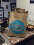 Secret of My SucCecil: my Whole Foods bag