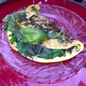 Secret of My SucCecil: Organic Omelette