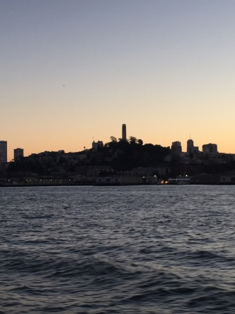 Secret of My SucCecil: Sausalito Ferry