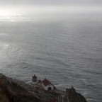 Driving to Point Reyes