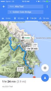 SCA Trail 7405
