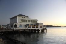 Sunrise on Bridgeway 10-29-15 9811