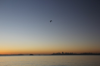 Sunrise on Bridgeway 10-29-15 9846