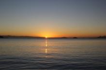 Sunrise on Bridgeway 10-29-15 9859