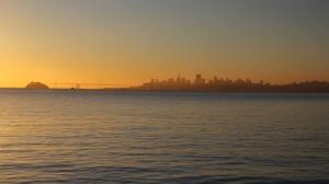 Sunrise on Bridgeway 10-29-15 9888