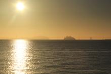 Sunrise on Bridgeway 10-29-15 9987