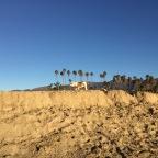 Taylor on a Santa Barbara Beach (1)