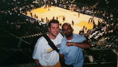 2000 NBA Finals - Lakers/Pacers