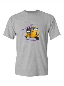 T-Shirt 2: #AlwaysBeEpic #RickshawRun2016 (Rickshaw)