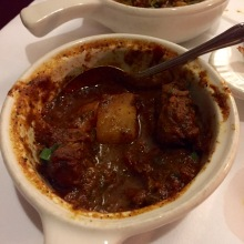 Lamb Vindaloo with Potatoes