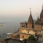 India 2016: Sunrise in Varanasi – 24 March