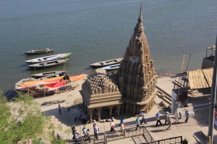 Scindhia Ghat - Varanasi