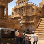 India 2016 | Rickshaw Run, Day 2: Jaisalmer… And So It Begins — 2 April