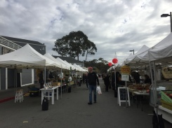 Farmers Market in Larkspur