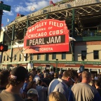 Pearl Jam with Derek — 20 August 2016