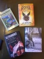 Larkspur, Harry Potter, The Boss, The Rolling Stones & Altamont
