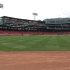 Reminiscing about Fenway